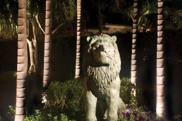 Commercial Outdoor Lighting Projects